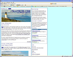 Preview of IslayBlog.com